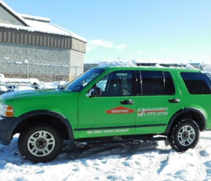 SERVPRO of Medford/Ashland Has Expanded Our Fleet